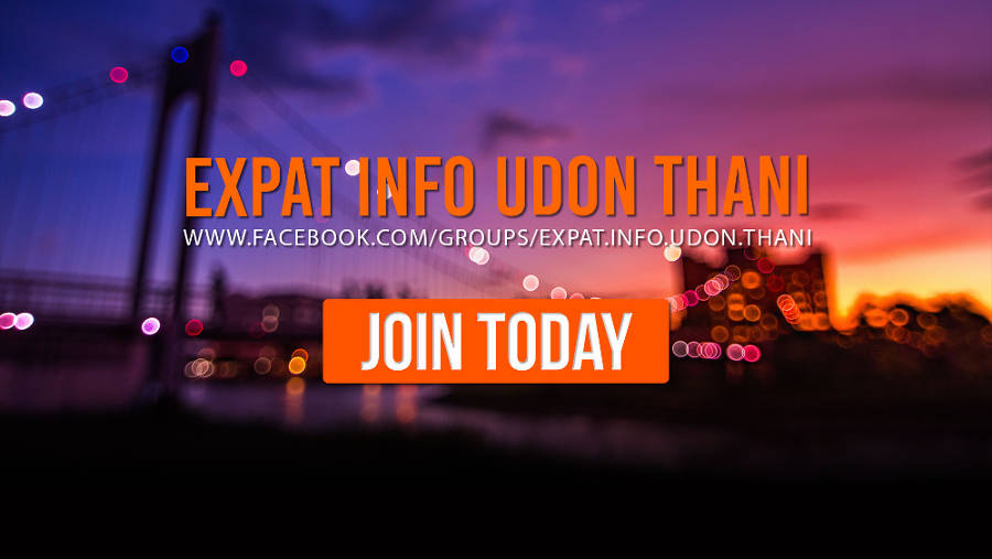 EXPAT INFO UDON THANI FACEBOOK BANNER