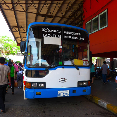 How to Get to Udon Thani from Nong Khai Bus Station