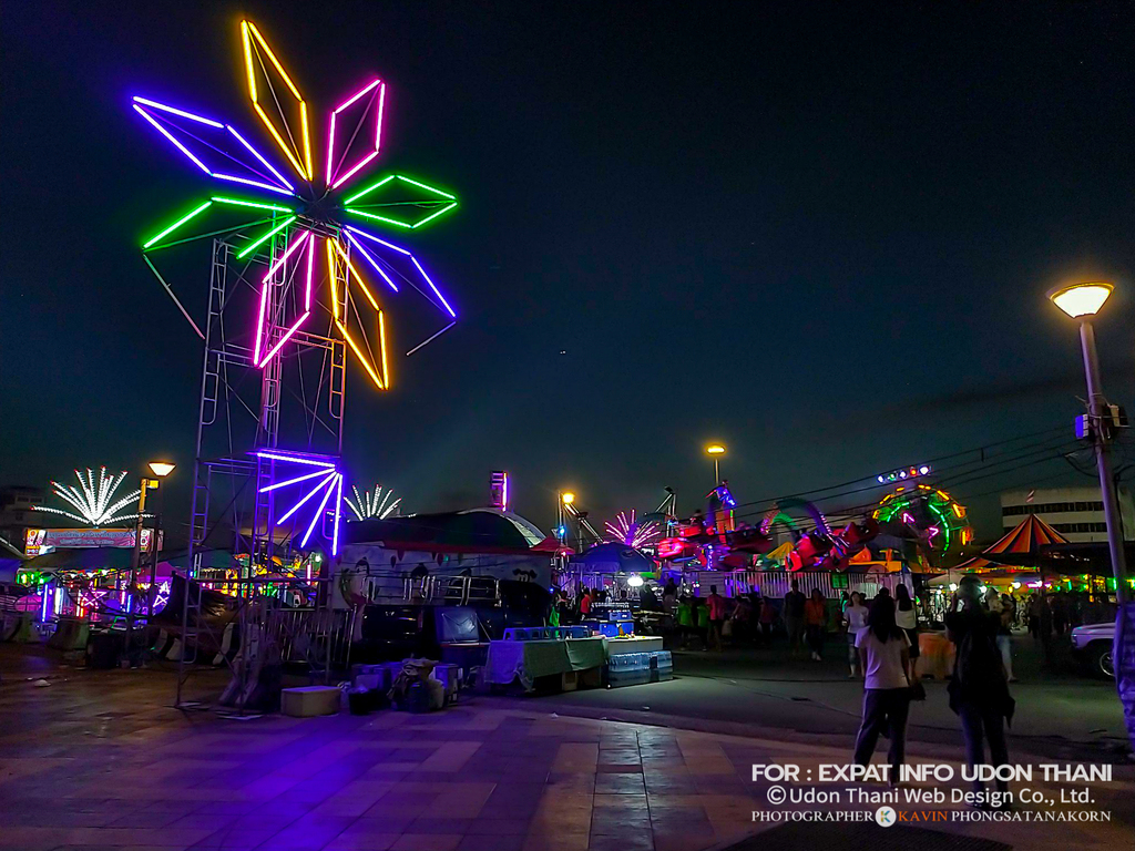 THUNG SRI MUANG FESTIVAL | UDON THANI NIGHTLIFE | UDON THANI NEWS