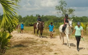 Pony Trekking in Udon Thani
