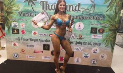 Thailand Muscle and Physique Championships