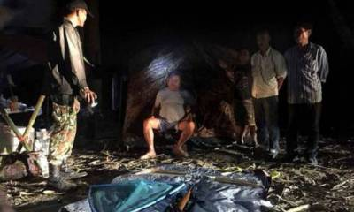 illegal poaching in Thailand